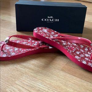 COPY - Coach Flip-Flops